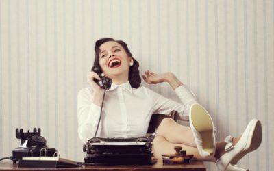 Avez-vous encore du plaisir en affaires?