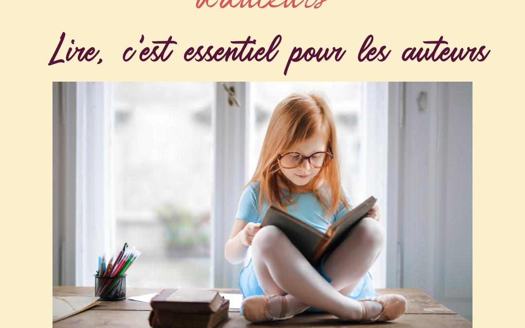 Pourquoi les auteurs doivent aussi être des lecteurs | 011