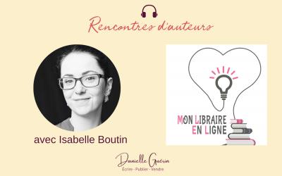 Isabelle Boutin de Mon libraire en ligne | 013